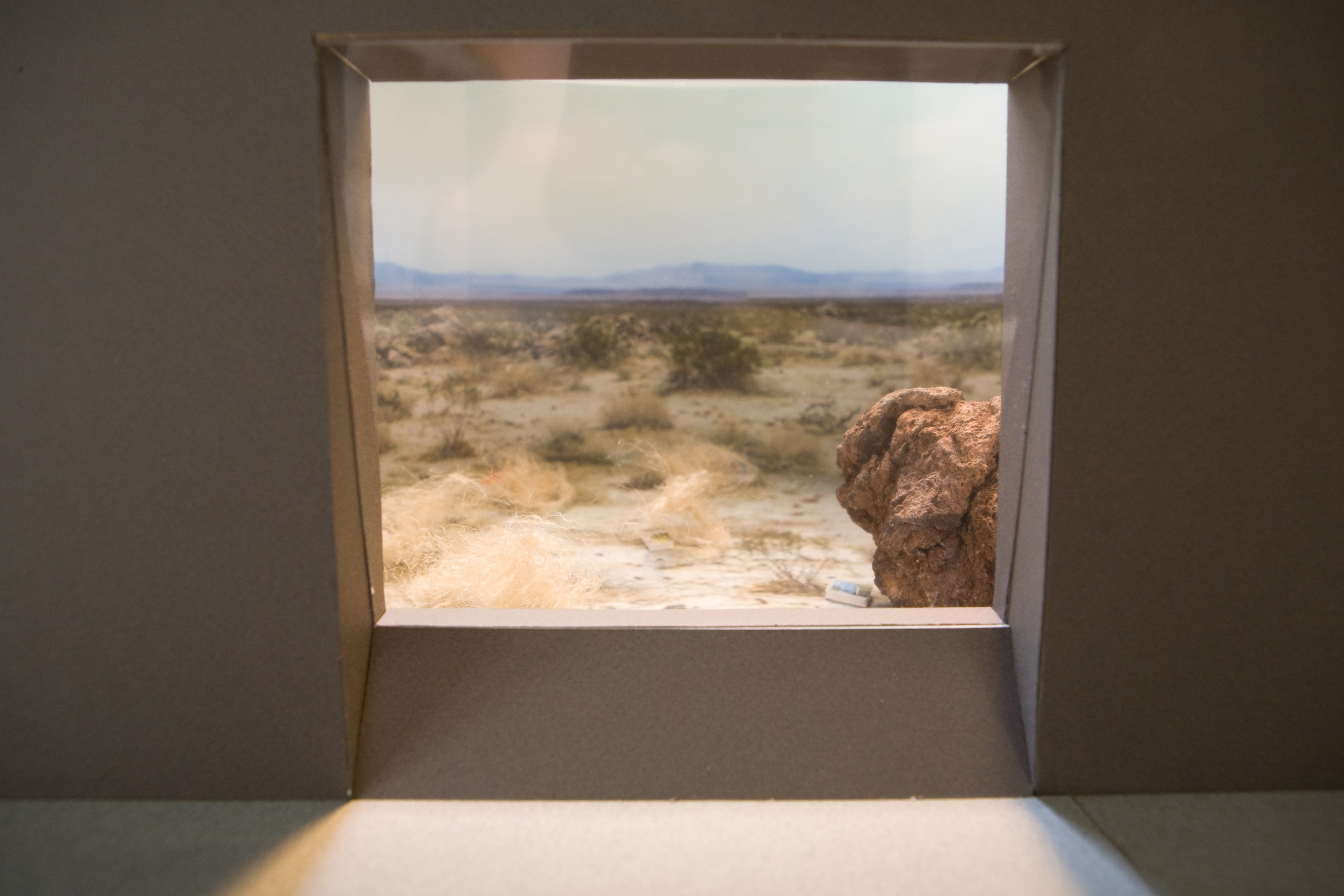 Diorama (Dia Foundation, Hispanic Society, NYC, 2010)