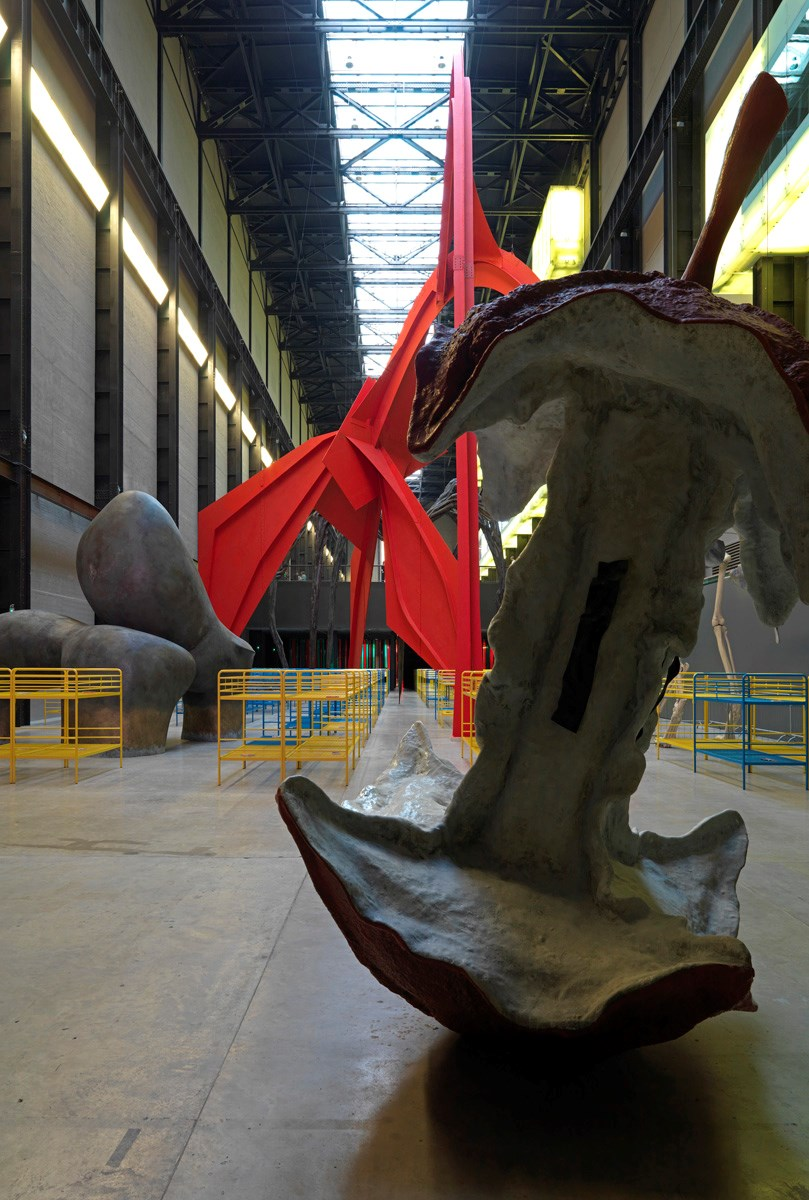 TH 2058 (Turbine Hall, Tate London, 2008)